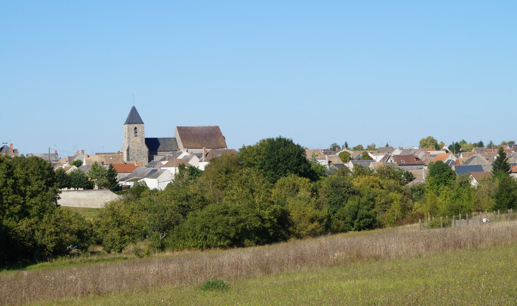 La Mairie d'Autruy sur Juine