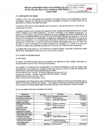 Note de présentation budget 2020 Eau