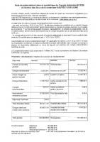 Note de présentation CA 2020 Eau