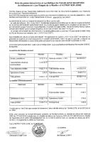Note de présentation CA 2020 Lotissement